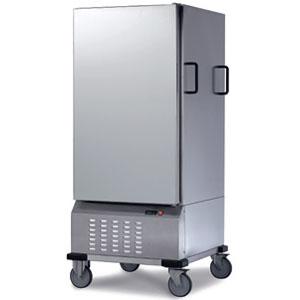 Термоконтейнер охлаждаемый передвижной, 1 дверь глухая, 26GN1/1-65, колеса, 0/+5С