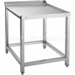 Стол входной-выходной для машин посудомоечных МПТ Чувашторгтехника СПМР-6-2