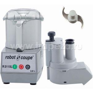 Овощерезка-куттер ROBOT COUPE R211 XL+2 диска