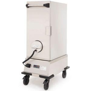 Термоконтейнер охлаждаемый передвижной, 1 дверь глухая, 20GN1/1-65, колеса, +2/+8С, нерж.сталь