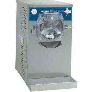 Фризер для твердого мороженого настольный, 1 узел раздаточный,  8-12кг/ч, серый, охл.воздушное, барабан горизонтальный