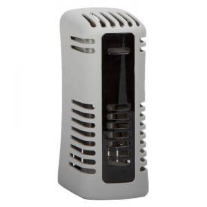 Диспенсер для освежителя воздуха ARRIBA TWIST электрон.батарейка настен. пластик, серый