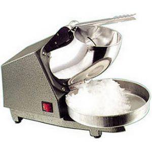 Измельчитель льда электрический настольный,  65кг/ч