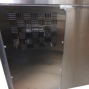 Стенка задняя отсека агрегатного бокового, для холодильных столов серии GN (700) и SN (600), нерж.сталь