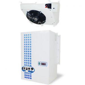 Сплит-система холодильная, д/камер до  10.00м3, -5/+10С, крепление вертикальное