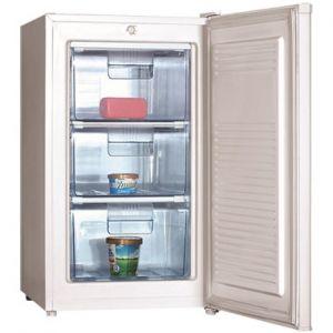 Шкаф морозильный,   80л, 1 дверь глухая, 3 ящика, ножки, -18С, белый