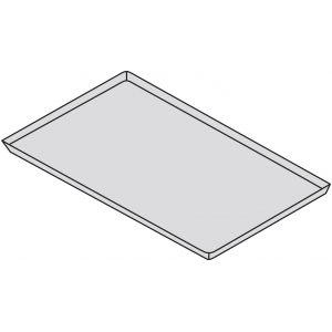 Противень для пароконвектомата, 530х325мм, алюминий, тефлоновое покрытие