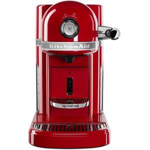 Кофемашина капсульная Artisan Nespresso, объём бака 1.4л, красная