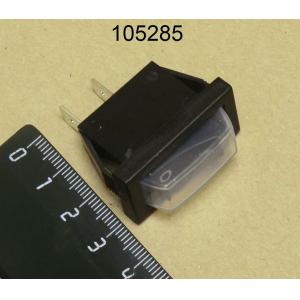 Выключатель узкий с крышкой для водонагревателей серий RWB015D & RCM015D