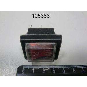 Выключатель широкий с крышкой для водонагревателей RWB035 & RCM035