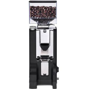 Кофемолка-полуавтомат/автомат, бункер 0.25кг, 5кг/ч, чёрная