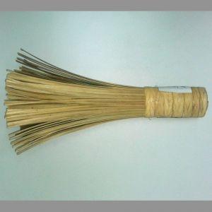 Щетка бамбуковая для очистки вока