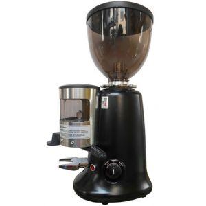 Кофемолка-полуавтомат, бункер 1.2кг, 6-9кг/ч, черная