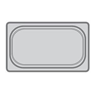 Гастроемкость GN1/1х150, поликарбонат