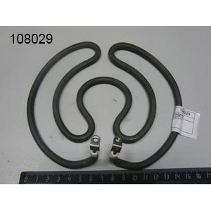 ТЭН 550Вт верхний 220-230В для вафельниц IWB-1/2 ICB-1/2