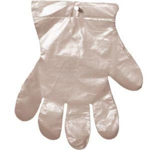 Перчатки полиэтиленовые с отрывом, 5000шт