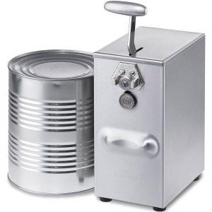 Аппарат д/открывания консервных банок, электр., 1 скорость,  75 банок/день