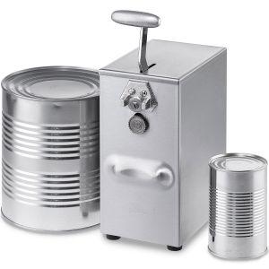 Аппарат д/открывания консервных банок, электр., 2 скорости,  75 банок/день
