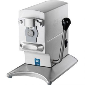 Аппарат д/открывания консервных банок, электр., 2 скорости, 100-200 банок/день