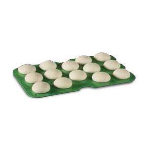 Матрица для тестоделителя-округлителя DR 14, B (175-225г), зелёная