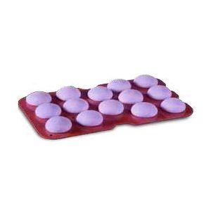Матрица для тестоделителя-округлителя DR 14, C (150-200г), красная