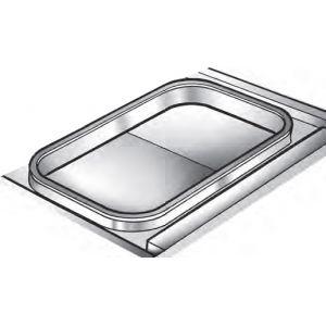 Матрица для машины для вакуумной упаковки лотков VGP, 325х260мм (GN1/2), стандартная запаивающая группа