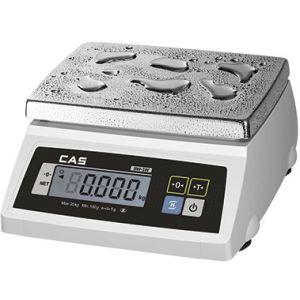 Весы электронные порционные, настольные, ПВ 0.04-5.00кг, дискретность 2.0г, платформа 247х195мм, подкл.комбинированное, корпус пластик, влагозащитные