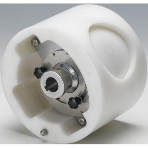 Барабан для аппарата котлетного С/E 652, С/E 653, 1 отверстие D75мм (круг), нерж.сталь+алюминий