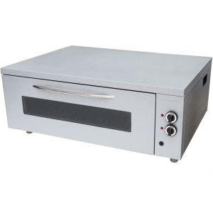Шкаф жарочный, 1 камера, противень 600х400мм или GN1/1, пароувлажнение, лицо нерж.сталь, корпус крашенный металл