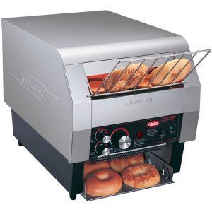 Тостер электр. конвейерный, 350шт./ч, для булочек и бэйглов, одностороннее поджаривание
