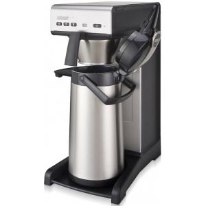 Кофемашина настольная с подключением к воде, 1 группа, 18л/ч, подача в термос,