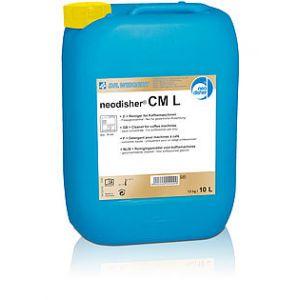 Средство моющее по уходу за кофеварочными машинами, щелочное, жидкое Neodisher CM L 12кг