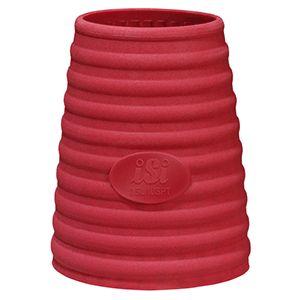 Чехол для сифона термостойкий, цвет красный