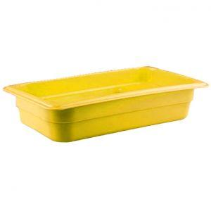 Гастроемкость GN1/3х65, полипропилен желтый