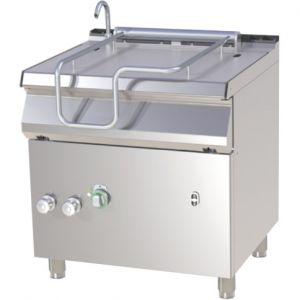 Сковорода опрокид. электр.,  50л, автоматическое опрокидывание, дно чаши металл