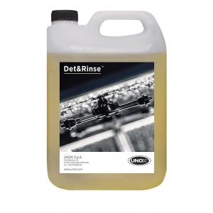 Средство моющее и ополаскивающее (2в1) для пароконвектоматов Det&Rinse 2 канистры по 5л.