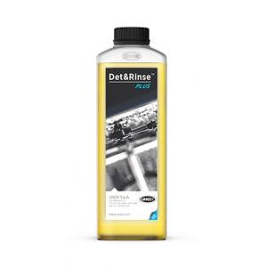 Средство моющее и ополаскивающее (2в1) для пароконвектоматов, концентрат Det&Rinse Plus 10 бутылок по1л.