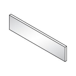 Плинтус фронтальный для линии раздачи, L1.50м, нерж.сталь, серия GISELF Premium