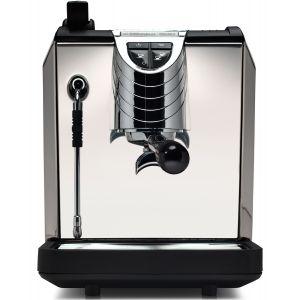 Кофемашина-автомат, 1 группа, бойлер 2л, черная отделка, заливная, проф. прессостат