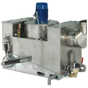 Гидрофильтр для печи дровяной, 2850м3/ч, нерж.сталь