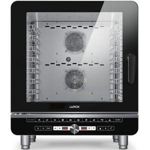 Пароконвектомат газовый инжекторный,  7GN1/1 (7EN), электронное управление, щуп, автореверс