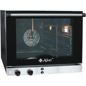 Печь электрическая конвекционная,  4GN1/2, управление электромех., корпус эмалированный, увлажнение