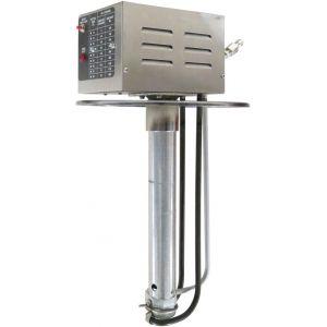 Насос-дозатор для попкорн аппарата, двойной таймер