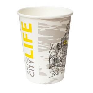 Стакан бумажный для горячих напитков Big City Life 250 мл