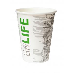 Стакан бумажный для горячих напитков Big City Life 300мл