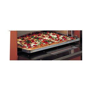 Противень для печи для пиццы подовой, 400х600мм, сетчатый, алюминиевый