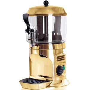 Аппарат для горячего шоколада настольный, ванна 5л пластик, корпус «золото»