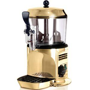 Аппарат для горячего шоколада настольный, ванна 3л пластик, корпус «золото»