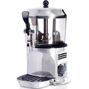 Аппарат для горячего шоколада настольный, ванна 3л пластик, корпус «серебро»