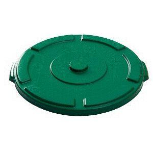 Крышка для контейнера 1014GN THOR 166л, пластик зеленый